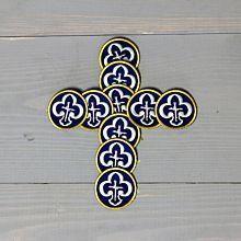 Salt Scout deltagarmärke 10-pack