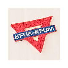 KFUK-KFUM märke 1-pack