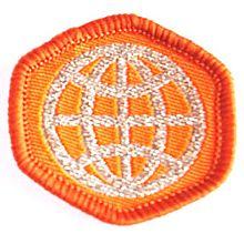 Världen deltagandemärke äventyrare 10-pack