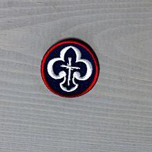 Salt Scout ledarmärke 1-pack