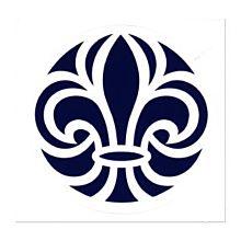 Klistermärke Scouterna 100 mm