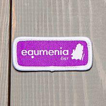 Equmenia regionsmärke Öst 10-pack