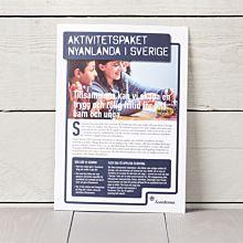 Aktivitetspaket Nyanlända i Sverige 10-pack