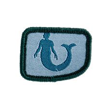 Patrullmärke Sjömannen 10-pack