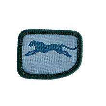 Patrullmärke Geparden 10-pack