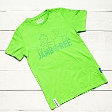 Jamboree 17 T-shirt Grön Rak