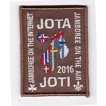 JOTA JOTI Norden 2016