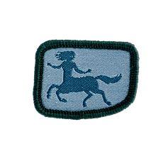 Patrullmärke Kentauren 10-pack
