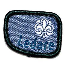 Ledarmärke 1-pack