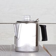 Kaffekanna perkulator