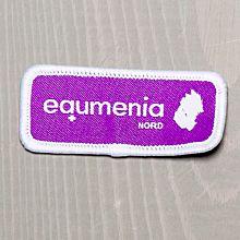 Equmenia regionsmärke Nord 10-pack