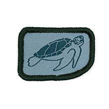 Patrullmärke Sköldpaddan 10-Pack