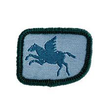 Patrullmärke Pegasus 10-pack