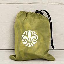 Regnskydd till ryggsäck XL Grön