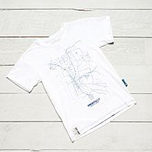 Rinkaby T-shirt Vit Rak