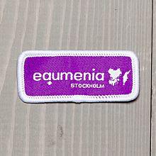 Equmenia regionsmärke Stockholm 10-pack