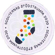 Stödstrumpan 2020 (OBS! ej årets märke)