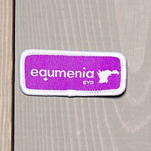 Equmenia regionsmärke Syd10-pack