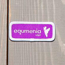 Equmenia regionsmärke Väst 10-pack