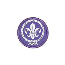 Världsscoutmärke WOSM 10-p