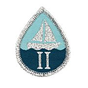 Behörighetsmärke Båttvåan 10-pack