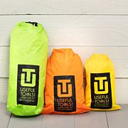 Vattentäta påsar 3-pack - grön, gul, orange