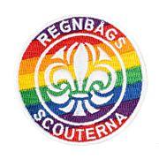 Regnbågsscouterna märke