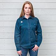 Scoutskjorta insvängd Fairtrade
